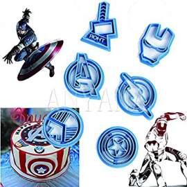 Avengers Logo Fondant/Cookie Cutter