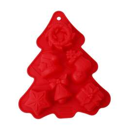 Christmas Silicon Mould for chocolates/ Cakesicles/ Cakes