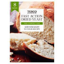 Tesco Fast Action Dry Yeast