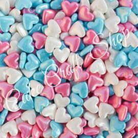 Love Hearts Sprinkles 100g