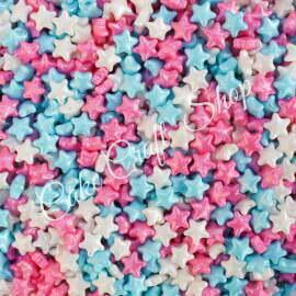 Twinkle Star Mix Sprinkles 100g