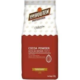 Van Houten Cocoa Powder Dutch Processed - 1kg