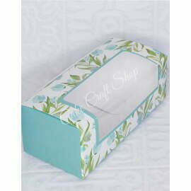 Loaf Box Blue Morning Glory (6pcs)