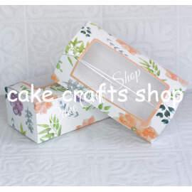 Loaf Box Orange Iris (6pcs)