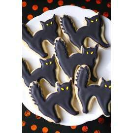 Halloween Cat Cookie Cutter