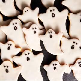 halloween Ghost Cookie Cutter
