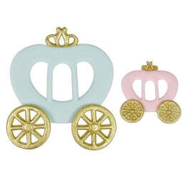 Princess Carriage Cutter 3pcs