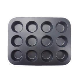 Non Stick Muffin Pan - 12 Cavity