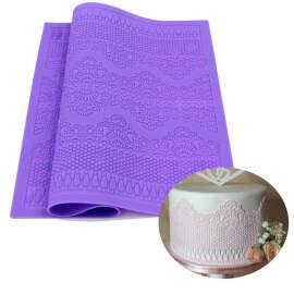 Silicone Lace Mat (Design -1)