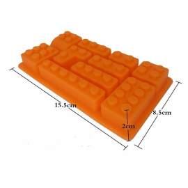 Lego Brick Silicone Mold