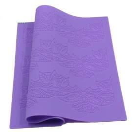 Silicone Lace Mat (Design -5)