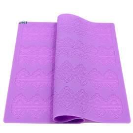 Silicone Lace Mat (Design -6)