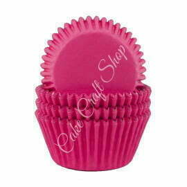 Pink Cupcake Liners (Standard Size)