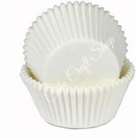 White Cupcake Liners (Standard Size) 250pcs
