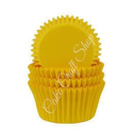 Yellow Cupcake Liners (Standard Size) 250pcs