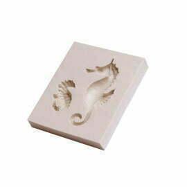 Sea Horse Silicone Fondant Mould