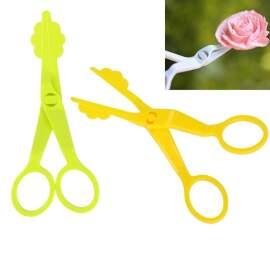 Flower lifter scissors